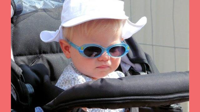 0歳児の赤ちゃん