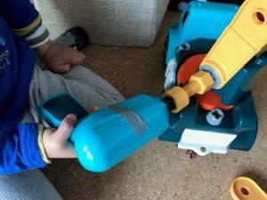 電動ドリルおもちゃ